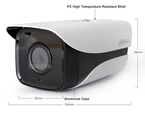 Dahua Starlight Digital Camera H.265 4MP IPC-HFW4431M-AS-I1 IP camera with POE SD Card slot Audio Alarm DH-IPC-HFW4431M-AS-I1