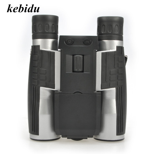kebidu 12x32 HD Binocular Telescope digital camera 5 MP digital camera 2.0'' TFT display full hd 1080p telescope camera