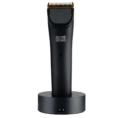 New Professional Hair Clipper Hair Trimmer Titanium Ceramic Blade LCD Display Codos CHC-968 Universal voltage 100-240V