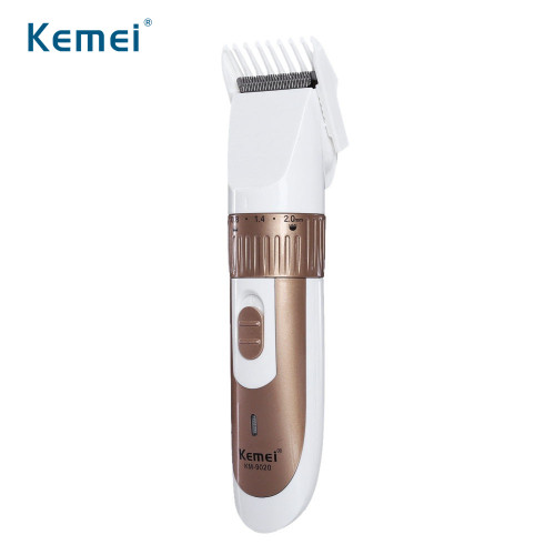 Original KEMEI Hair Trimmer Rechargeable Electric Adjustable Hair Trimmer Clipper Shaver Cutter Styling Kit For Men