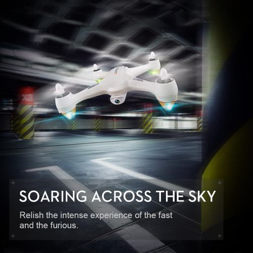 Professional Drone JJRC X3 HAX WIFI FPV Brushless with HD 1080P Detachable Camera GPS Positioning RC Quadcopter Vs Hubsan H501S