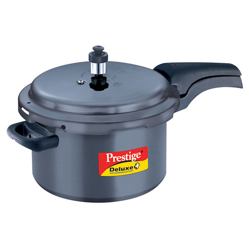 Prestige Deluxe Plus Pressure Cooker 5 Ltr