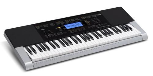 Casio CTK-4400 Electronic Keyboard, 61 Keys Full Keyboard with Adapter (CASIO-CTK-4400
