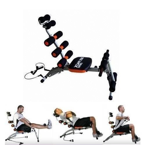 Six Pack Care Exerciser Ab Cruncher Home Gym Machine (SIX-PACK-CARE-MACHINE)