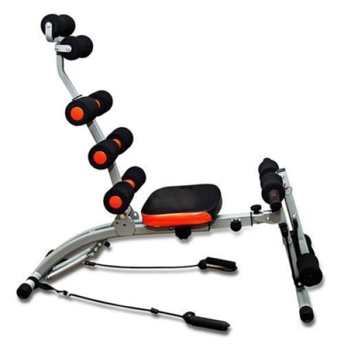 Six Pack Care Exerciser Ab Cruncher Home Gym Machine