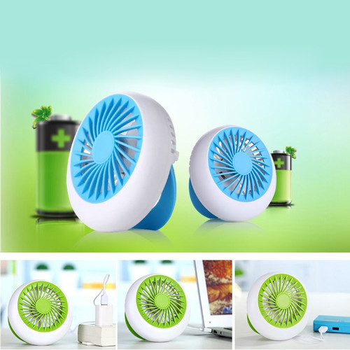 Portable USB Air Conditioner Fan Home use office Cooler Cooling Mini