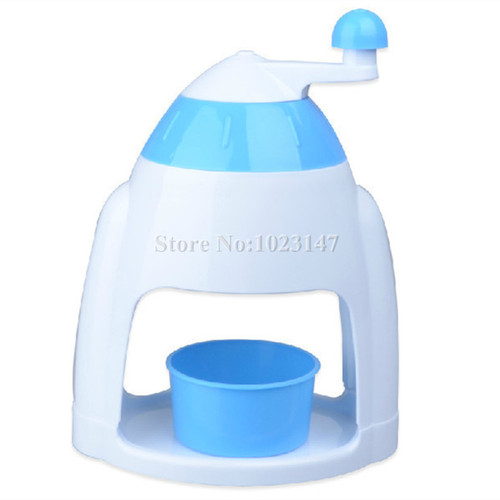 1 piece  Home Easy Portable Ice Maker Crusher Manual Machine Snow Cone Machine Ice Block Making Machines