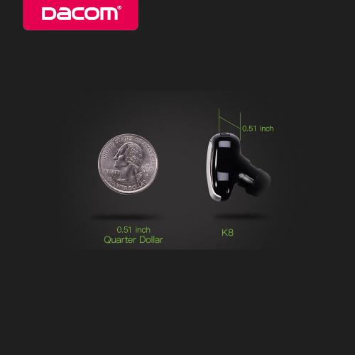 Dacom K17 Mini Bluetooth Earphone Single Earbuds Wireless Headphone Headset for Phone Consumer Electronics Free Shipping