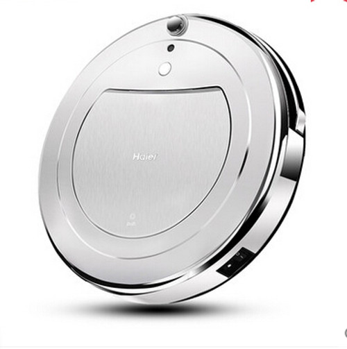 Household cleaning dust collecting automatic charging intelligent robot