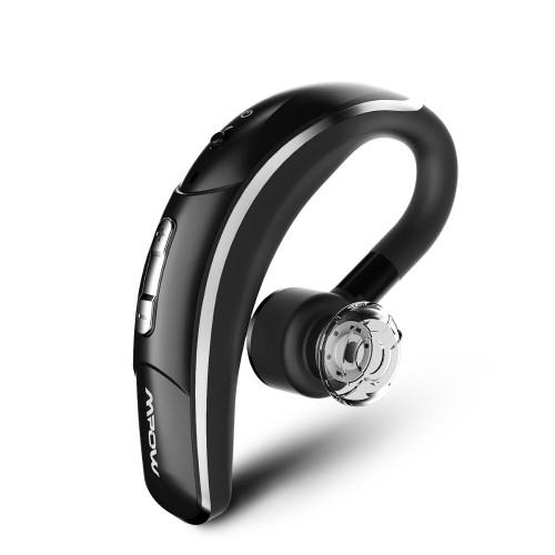 2017 Mpow wireless car headphone portable handsfree bluetooth 4.1 180 rotation earbuds headphone with wicrophone