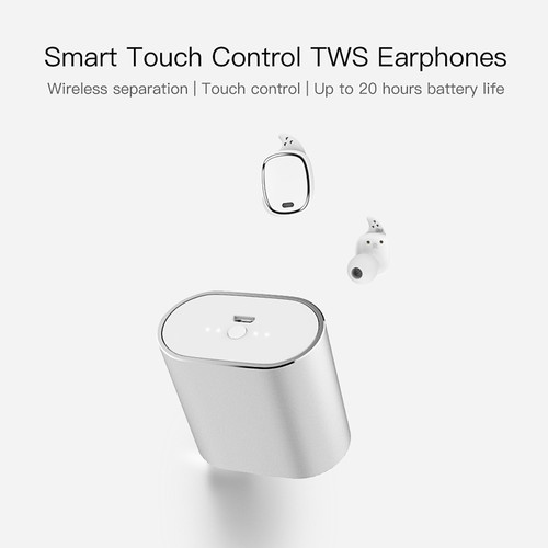 QCY T1 pro TWS business earbuds Bluetooth earphones wireless 3d headphones with microphone handsfree calls noise cancelling