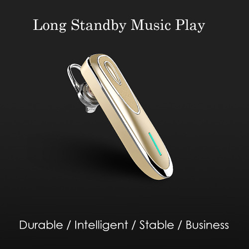 Zonyee BT02 Earphone Bluetooth V4.1 stereo Wireless Headphone with Mic 24 Hours Music Play Car kit Handsfree Bluetooth Headset