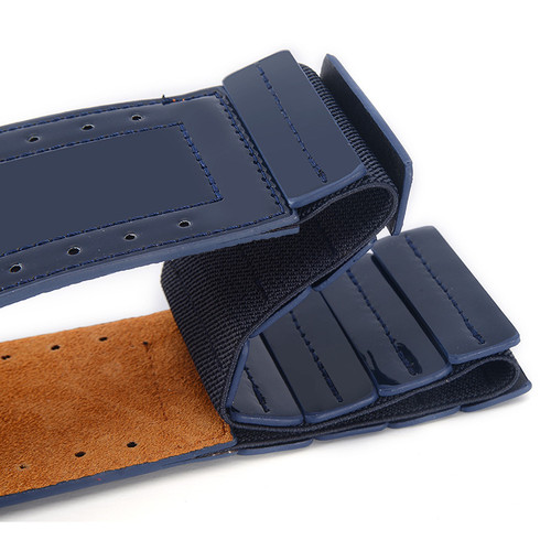 New Women Elastic Belt  Pin Buckle Genuine Leather Belt For Women Wide Waist European and American style Belts