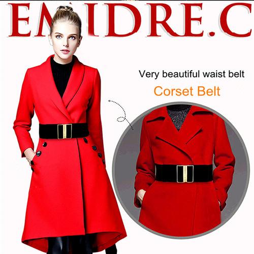 Corset Belts 2018 Perfect Belt For Women 6cm Wide Elastic Fashion International Trend Female Belts Ceinture femme