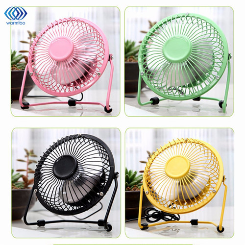 Home Appliance Parts Hearty Notebook Laptop Computer Portable Super Mute Pc Usb Cooler Desk Mini Fan Black H Home Appliances