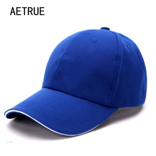 Men Baseball Cap Women Snapback Caps Casquette Hats For Men Plain Blank Bone Solid Gorras Planas Baseball Caps Plain Solid 2018