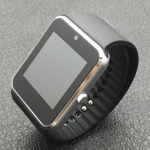 Slimy GT08 Smart Watch Bluetooth Smartwatch Wristwatch for Apple iPhone IOS Android Phone Intelligent Clock Sport Watch PK DZ09