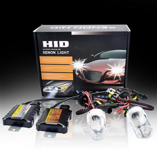55W hid xenon h7 Car Auto Headlight Light bulb SLIM BALLAST hid xenon kit lamp 3000K 4300K 6000K 8000K 10000K 12000K H7 xenon