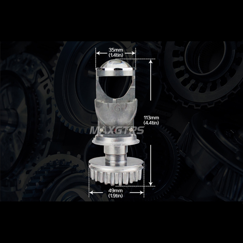 "1Pair 70W H4 LHD Car LED Bulbs HID Bulb Light Lamp Hi/Lo Beam Headlight 1.5"" Micro Auto Mini Projector Lens 5500K DC12V/24V"