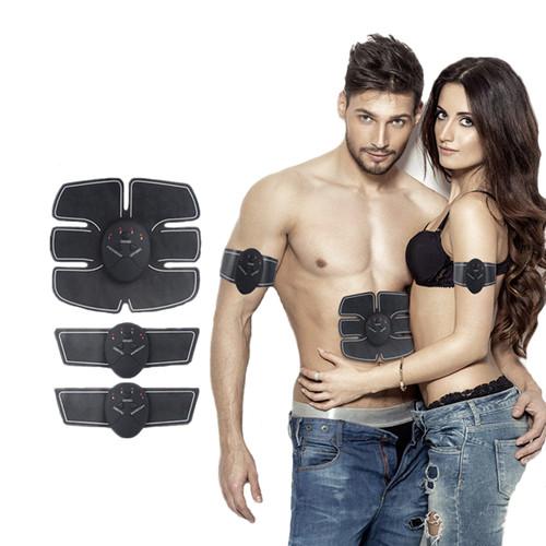 Wireless Muscle Stimulator EMS Stimulation Body Slimming Beauty Machine Abdominal Muscle Exerciser Face Training Device