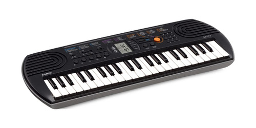Casio SA-77 Electronic Portable Keyboard 44 keys with Adapter (CASIO SA-77)