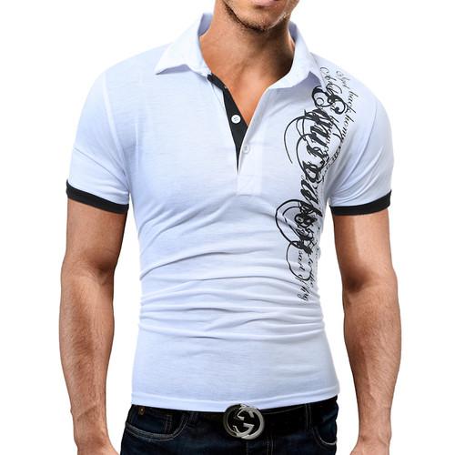 2018 Summer New Men'S Fashion Brands Short Sleeve T Shirt, Men Casual Solid Color High Quality Camisetas T-Shirt XXXL T25