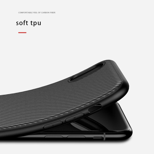 Toraise Soft TPU Case For iPhone X Case iphone 8 Carbon Fiber Thin Silicone Case for iPhone 7 8 Plus cover for iPhone 6s 6Plus