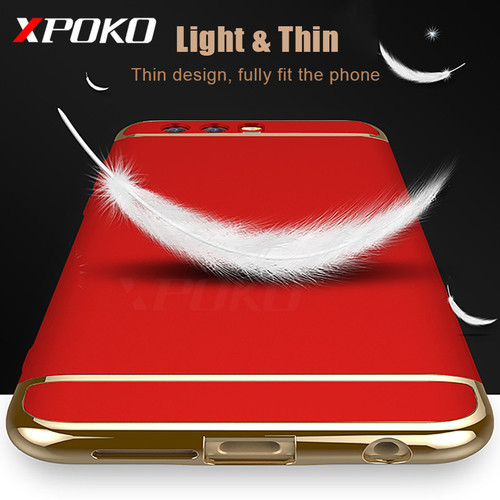 Luxury Ultra Thin Phone Cases For Huawei Honor 9 8 Lite Case 360 Full Cover Phone Cases For Huawei Honor 9 8 V10 Case Coque