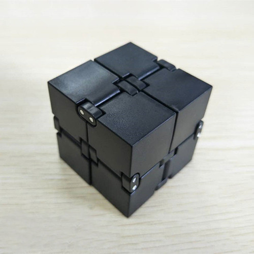 New Trend Creative Infinite Cube Infinity Cube Magic Fidget cube Office flip Cubic Puzzle anti stress reliever autism toys