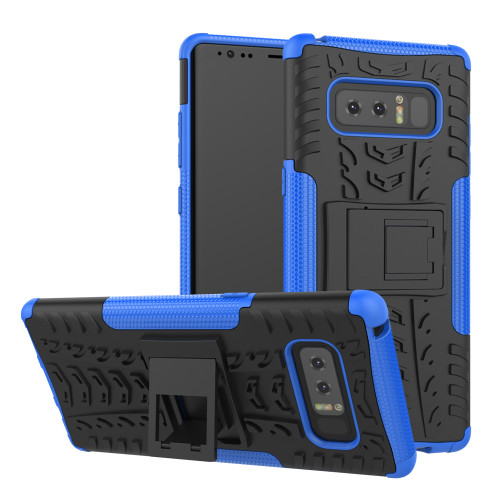 AiSMei Coque for Samsung Galaxy Note 8 N950F Original Armor Case for Samsung Galaxy Note 8 N9500 Filp Cover Fundas Capa