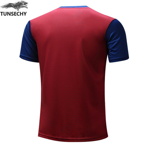 TUNSECHY 2017 batman male compression short-sleeved T-shirt superman captain America Wholesale and retail Free transportation