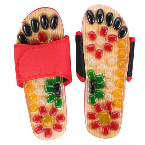 Modern Innovator Acupressure Massage Slipper Foot MassagerModern Innovator Acupressure Massage Slipper Foot Massager