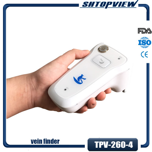 Cheapest Price Handheld Vein Illumination Viewer Clinic Portable Vein Finder TPV-260-4