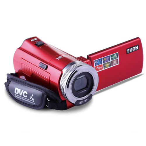 HD Reflex Digital Camera 16X Zoom Professional Video Recorder Camcorders W/ Face Recognition Photo Cameras