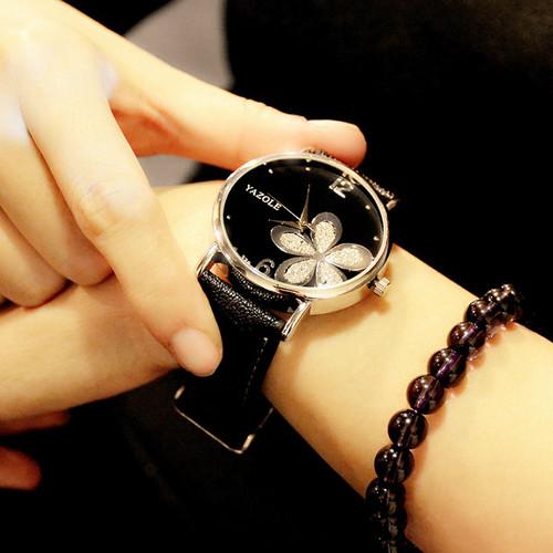 YAZOLE 2017 Fashion Women Watches Brand Famous Quartz Watch Female Clock Ladies Wrist Watch Montre Femme Relogio Feminino