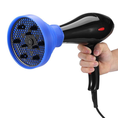 Silicone Universal hair dryer diffuser Blower Hairdressing Salon Curly Hair Dryer Folding Diffuser Cover 5U0207