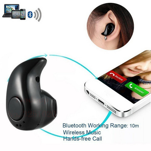 S530 Wireless Bluetooth Earphone For iPhone Samsung hand free Mini Bluetooth Earpiece headphone Sports Earbuds Phone Headset