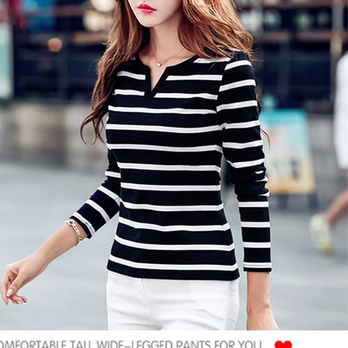 Sperwillton T-shirt Women 2018 Spring camisa feminina Cotton Female T Shirts Tops Feminine Casual Basic Lady Tees Plus Size 3XL