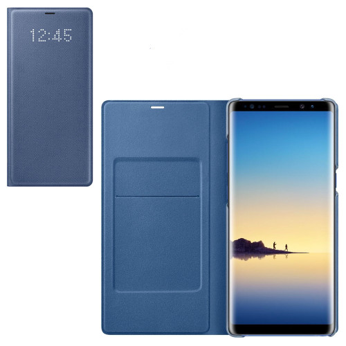 Original Samsung LED View Smart Cover Phone Case for Samsung Galaxy Note8