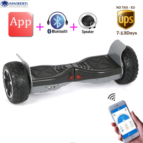 New Super power Hoverboard 8.5 inch App Self Balance Electric Scooter Bluetooth Overboard Oxboard 2 wheel Electric Hover board