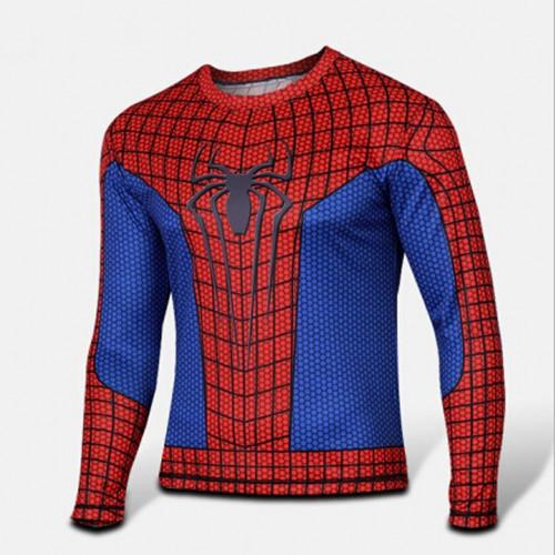 SUPER Hero Comics Marvel X-Men Deadpool T shirt Costume Superhero Fitness Camisetas Masculinas Quick Drying