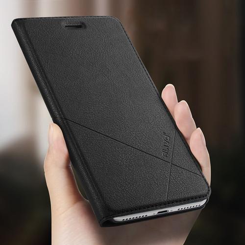 ALIVO For iPhone 8 8 Plus Case Luxury PU Leather Case for iPhone 7 7 Plus iphone 6s 6 plus Stand Protective Flip Cover Coque