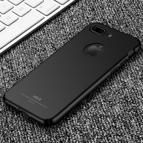 MSVII Case For iPhone 7 Plus 8 Plus Case Luxury Slim Hard Scrub PC Back Cover For Apple iPhone 7 8 6 6s Plus SE 5s 5 Phone Cases