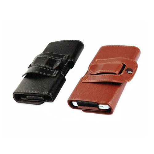 Belt Clip Holster Leather Mobile Phone Cases Pouch For iPhone 7 6 6S plus Cell Phone Cover Bag for iPhone 7 6 4 4s 5 5S SE cover