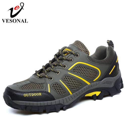 VESONAL 2018 Spring Summer Breathable Light Mesh For Men Sneakers Male Shoes Lover Casual Adult Walking Couples Brand Footwear