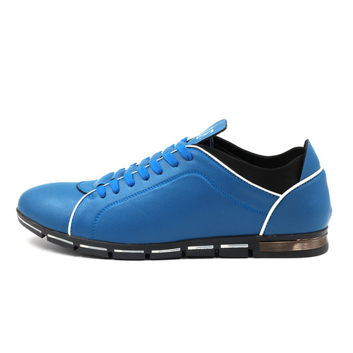 COSIDRAM PU Leather Men Casual Shoes New 2018 Spring Autumn Fashion Men Shoes For Male Footwear Plus Size 45 46 47 48 RME-340