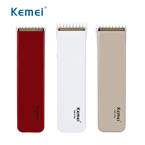 Kemei KM-518A Professional Electric Hair Clipper Beard Trimmer Barber Hairdressing Tool Hair Cutting Machine