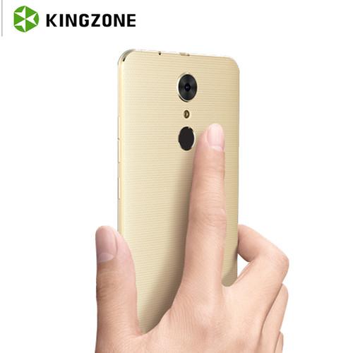 KINGZONE S3 Shockproof Smartphone 5 Inch Android 6.0 Quad Core 1GB RAM 8GB ROM Telefone Celular Fingerprint 3G Mobile Phone GPS