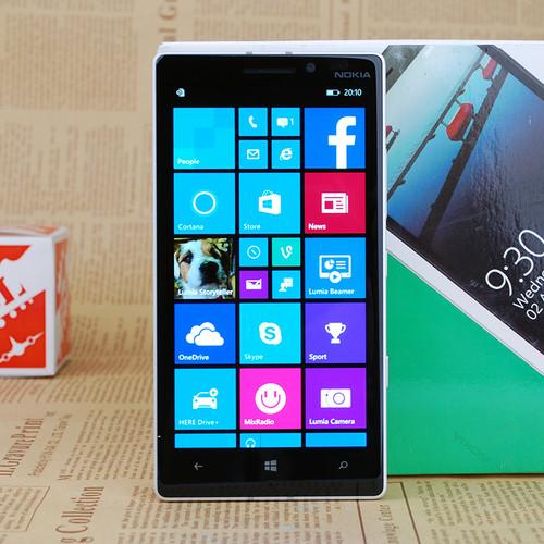 Hot Original Unlocked Nokia Lumia 930 L930 Mobile phones 20MP Camera LTE NFC Quad-core 32GB ROM 2GB RAM in stock Smartphones