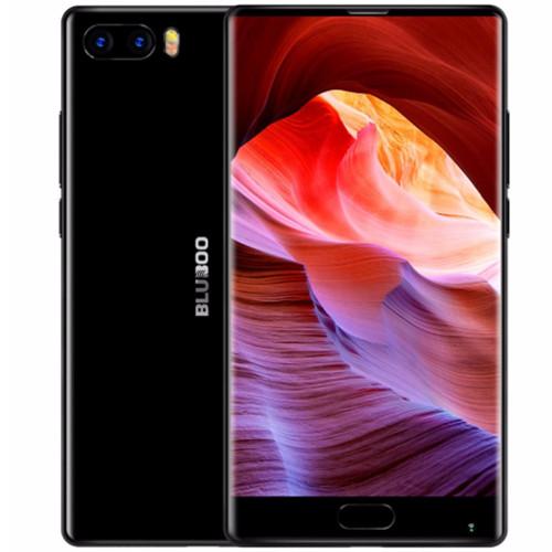 Bluboo S1 5.5'' FHD 4G Smartphone Bezel-less MTK6757 Octa Core Android 7.0 4GB RAM 64GB ROM Dual Rear Camera Mobile Phone
